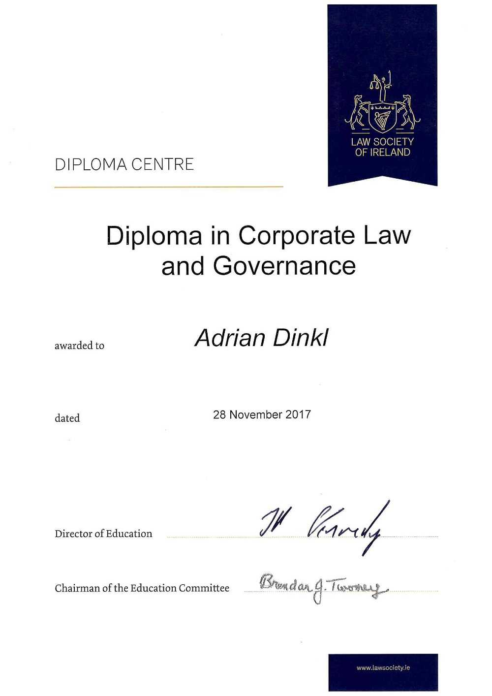 Adrian-Dinkl-Diploma