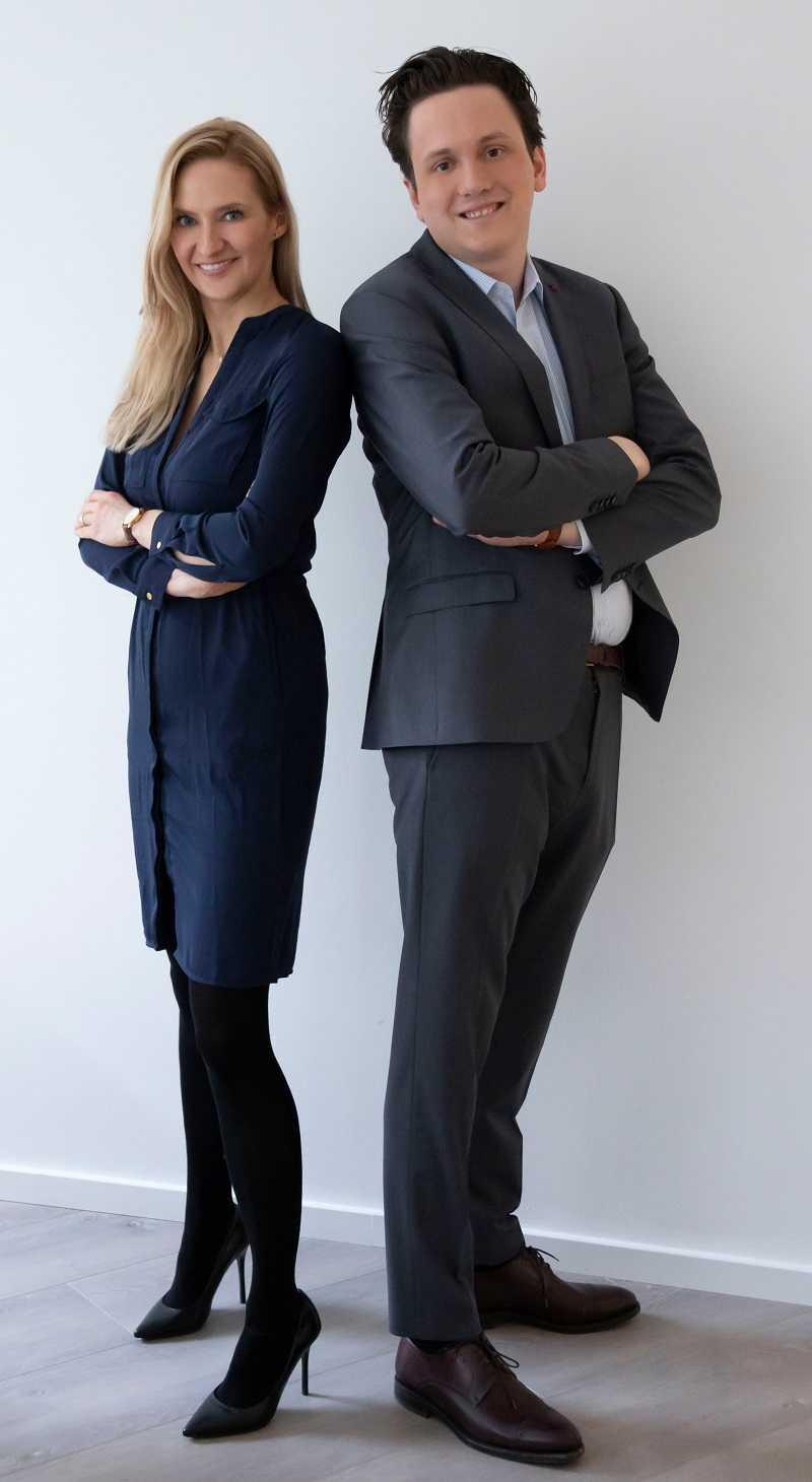 Adrian und Susanne Dinkl