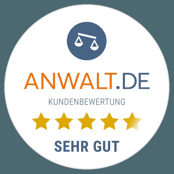 Anwalt.de-Siegel